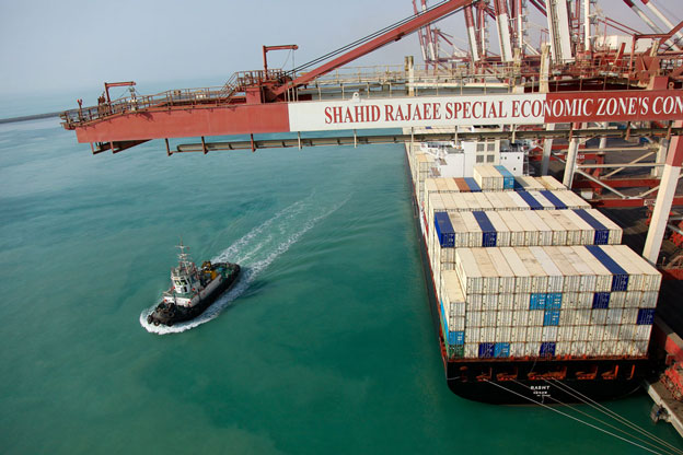 shahid-rajaee-port