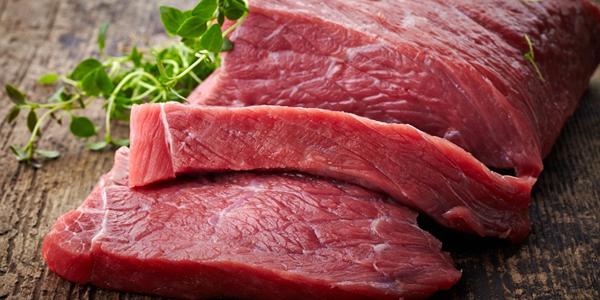 واردات گوشت قرمز