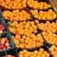 سیب درختی و پرتقال